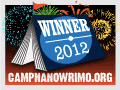Camp NaNoWriMo 2012